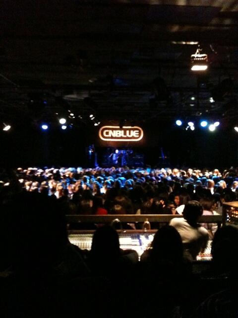 CNBLUE just performed their Live Encore Performance last night at Liquidroom Ebisu